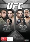 UFC #179 - Aldo Vs Mendes / UFC #180 Werdum Vs Hunt (DVD, 2015, 3-Disc Set) R4