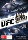 UFC #168 - Weidman II Vs Silva (DVD, 2014, 2-Disc Set) Region 4