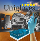 100 Heavy Duty Disposable Nitrile Gloves Mechanic Garage Auto Car Valeting