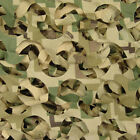 Digital Camo Net Military Camouflage Lightweight Netting Nylon Conceal Cover