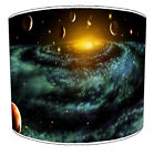 Children`s Outer space Lampshades, Ideal To Match outer space Wallpaper Borders