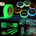 Large Wooden Signs Home Decor Glow In The Dark Luminous Fluorescent Night Self-adhesive Safety Sticker Tape Home Decord