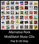 Alternative Rock(3) - Mix&Match Music CDs U Pick *NO CASE DISC ONLY*