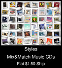 Styles(28) - Mix&Match Music CDs U Pick *NO CASE DISC ONLY*