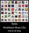 Styles(29) - Mix&Match Music CDs U Pick *NO CASE DISC ONLY*