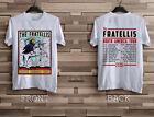 the fratellis T Shirt north america tour 2018 new white image