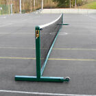 Freestanding Tennis Posts (ITF Specification)   Multi-Surface   Portable