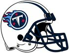 Tennessee Titans Helmet NFL Vinyl Decal / Sticker Sizes Free Shipping $8.99 USD on eBay