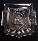 RARE Ashtray Cendrier ✱ OLD BRANDY L34 REAL VINICOLA ✱ Aschenbeche Portugal 70´s