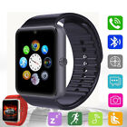 Waterproof Bluetooth Smart Watch Phone Mate NFC Watch Fitness Tracker For Phone
