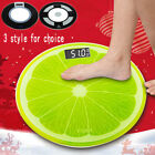 electronic weigher - 180KG Electronic Digital Personal Scale Household Circular Glass Health Weigher