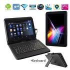 "9"" inch Android 4.4 Quad Core Tablet PC 8GB Camera WIFI With Keyboard 2018"