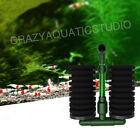 Внешний вид - QS100 QS200 High Quality Aquarium Biochemical Sponge Filter Fish Tank Air Pump