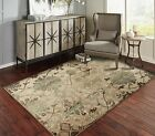 Kyпить Modern Area Rugs for Living Room 8x10 Floral Modern Rug 5x8 на еВаy.соm