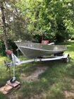Lund+14%2DFoot+Boat+with+Mercury+Motor+and+Trailer