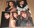 RED VELVET Perfect Velvet SMTOWN GIFTSHOP GOODS PAPER FOLDER + PHOTO CARD SET