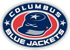 Columbus Blue Jackets NHL Color Die Cut Vinyl Decal Sticker Choose Size cornhole $4.95 USD on eBay