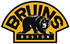 Boston Bruins NHL Color Die Cut Vinyl Decal Sticker - New Choose Size $4.95 USD on eBay