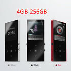 4-256GB Bluetooth MP3 MP4 Player Lossless Recorder pen FM Radio Touch button Lot