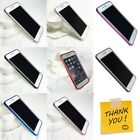 Ultra thin Aluminum Metal Bumper Frame Case Cover For iPhone 6/6S/6P/6S Plus