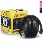 Pro For Sho 34dB Shooting Ear Protection - Special Designed Ear Muffs Lighter...