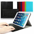 for iPad 2 3 4 iPad Air 2 mini 2 3 QWERTZ Bluetooth Tastatur Schutzhülle Cases