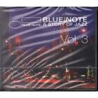 AA. VV. Box 3 CD Blue Notes To Story Of Jazz Vol. 3 / EMI Sealed 5099921608926