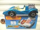 LESNEY MATCHBOX 1975 MB55C Hellraiser Superfast Variations Mint in C9 Mint Box