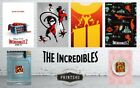 INCREDIBLES 2 Movie PHOTO Print POSTER Film Art Parr Family Toy 2018 Story 2018
