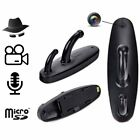 Clothes Hook Hidden Camera DVR Spy Rechargeable Monitor System Detection Camera