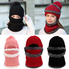winter girls novel - Novel Girls Ladies Women Winter Knitted Protection Ear Cap Rider Beanie Hat