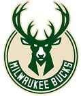 "Milwaukee Bucks NBA Color Die Cut Vinyl Decal Sticker - NEW Choose Size 2""-34"" on eBay"