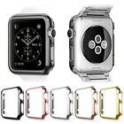 Apple Watch Series 3 4 5 38mm 42mm Full Body Cover Snap On Case Screen Protector