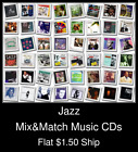 Jazz(1) - Mix&Match Music CDs U Pick *NO CASE DISC ONLY*