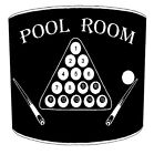 Lampshades Ideal To Match Billiards Snooker Pool Wall Decals & Stickers
