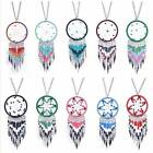 Women's Fashion Handmade Tassels Bohemian Alloy Beads Thread Necklace Wholesale