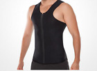 Men's Slimming Hot Neoprene Vest Body Shaper Sweat Shirt Waist Trainer Shapewear