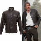 Star Wars the Force Awakens Han Solo Jacket Suit Cosplay Costume Halloween $74.99 USD on eBay