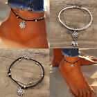 Lucky Elephant Flower Chic Chain Foot Jewelry Charm Anklet Ankle Women Bracelet image