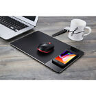 Sago P91 Fast Wireless Charging Pad USB Charger Mouse Pad USB Charging Mobile