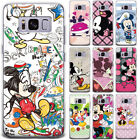 samsung core 3 - Mickey&Minnie Mouse Graffiti Pattern Phone Case Cover For Samsung Galaxy Series