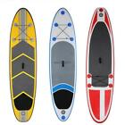 Hot 10' Stand Up Paddleboard Board width Inflatable SUP Paddle Package Hand Pump
