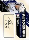 2010-11 ITG Heroes and Prospects Autographs #ATH Thomas Hickey