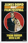 From Russia With Love 7 Movie Poster Canvas Picture Art Print Premium A0 - A4 £15.66 GBP on eBay