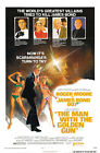 The Man with the Golden Gun 2 Movie Poster Canvas Picture Art Print  A0- A4 £2.49 GBP on eBay