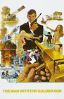 The Man with the Golden Gun 4 Movie Poster Canvas Picture Art Print  A0- A4 £15.66 GBP on eBay
