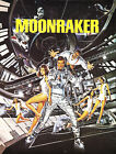 Moonraker 2 Movie Poster Canvas Picture Art Print Premium Quality A0 - A4 £5.99 GBP on eBay