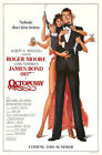 Octopussy 2 Movie Poster Canvas Picture Art Print Premium Quality A0 - A4 £15.66 GBP on eBay