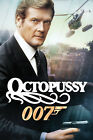 Octopussy 7 Movie Poster Canvas Picture Art Print Premium Quality A0 - A4 £15.66 GBP on eBay