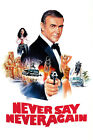 Never Say Never Again 1 Movie Poster Canvas Picture Art Print Premium A0 - A4 £15.66 GBP on eBay